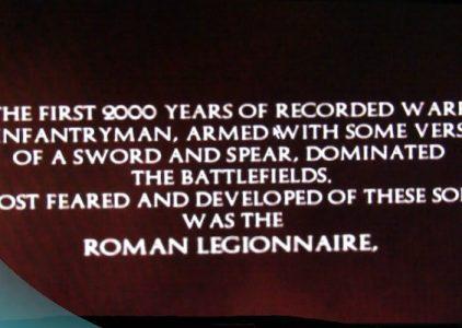 Call of Duty:Roman Wars ένας τίτλος που δεν κυκλοφόρησε ποτέ