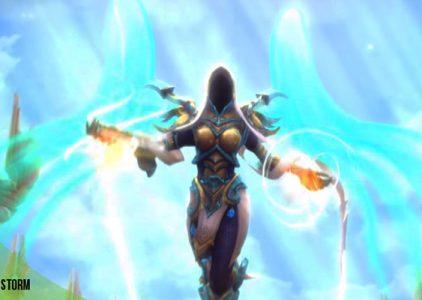 Κυκλοφόρησε η Auriel στο Heroes of the Storm για Ευρώπη