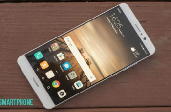Το Huawei Mate 9 δέχεται ένα δυνατό software update