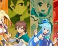 KonoSuba: key visual και νέοι χαρακτήρες για τη δεύτερη σεζόν!