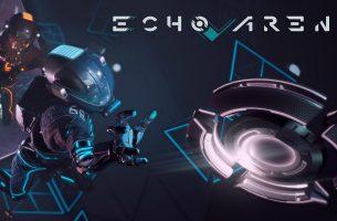 Echo Arena: Το νέο Competitive Multiplayer VR Game.