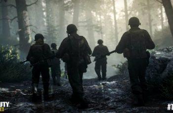 GPU drivers για το νέο Call of Duty: WWII φέρνει η Nvidia
