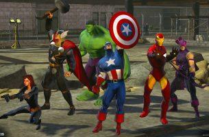 Η Gazillion απέλυσε την ομάδα του Marvel Heroes