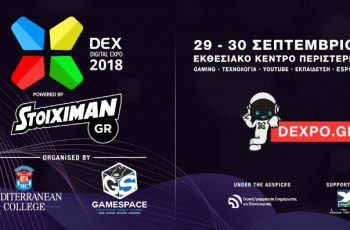 Digital Expo 2018 Powered By Stoiximan