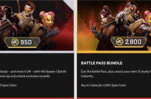 Μάθετε τα πάντα, με αναλυτικές λεπτομέρειες, για το Battle Pass του Apex Legends