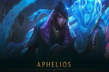 Η Riot αποκαλύπτει πόσο πιο περίπλοκος θα μπορούσε να ήταν ο Aphelios